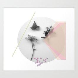 Botanica collection 1 Art Print