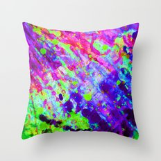 object Color Throw Pillow