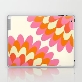 Dahlia at 60's Laptop & iPad Skin