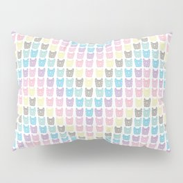 Frenchie chevron Pillow Sham