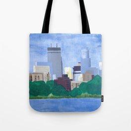Calhoun Minneapolis Tote Bag