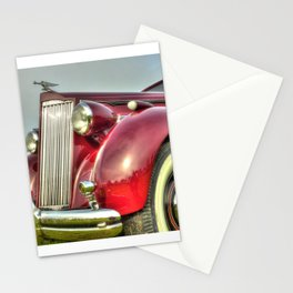 Packard Type 138 Vintage Saloon Car Stationery Cards