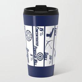 Avengers Remember The Name Travel Mug