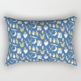 Lucky Charms Rectangular Pillow