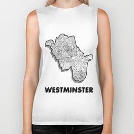 Westminster - London Borough - Simple Biker Tank