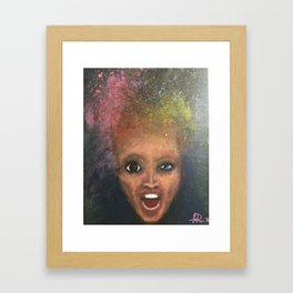 Beautiful Bipolar Framed Art Print