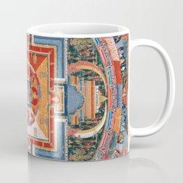 Mandala of Jnanadakini Coffee Mug