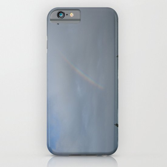 Rainbow over the Ocean iPhone & iPod Case