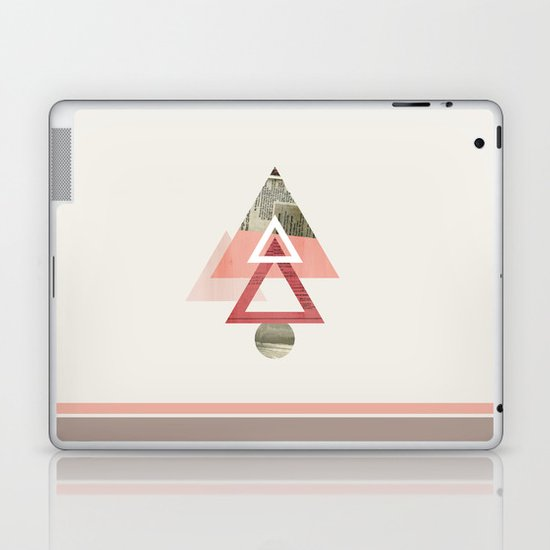 Our Very Modest Christmas Tree Laptop & iPad Skin