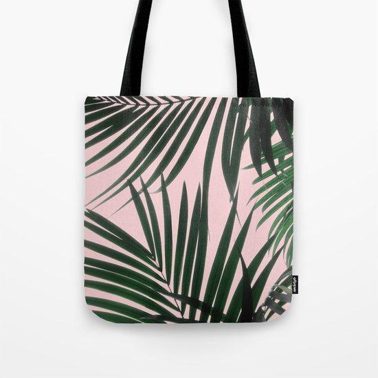Delicate Jungle Theme Tote Bag