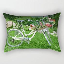 Between Now and Forever-d Rectangular Pillow
