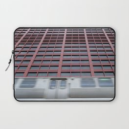 Train Lines Laptop Sleeve