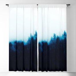 BLUE MOUNTAINS LANDSCAPE Blackout Curtain