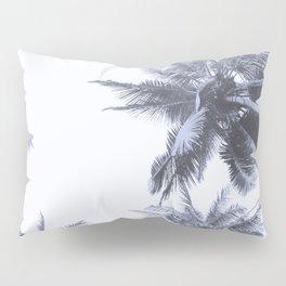 California Dreamin' in Blue Pillow Sham