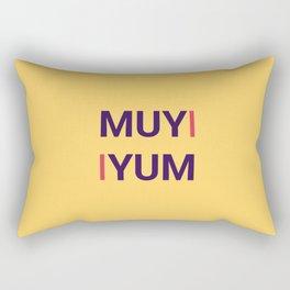 MUY YUM Rectangular Pillow