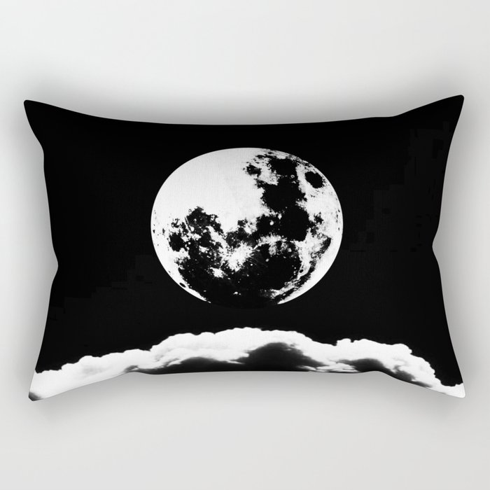 MOON ASTERY Rectangular Pillow