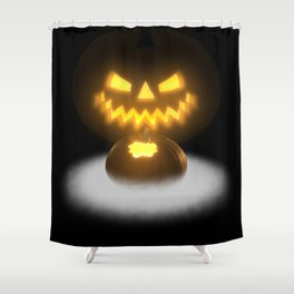 Pumpkin & Co. 2 Shower Curtain