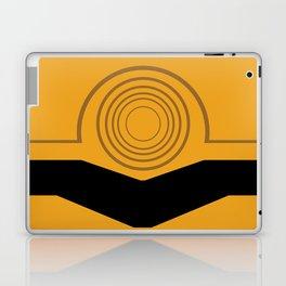Cee-Threepio Laptop & iPad Skin