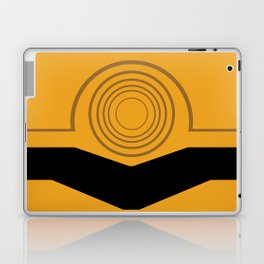 Cee-Threepio Laptop & iPad Skin