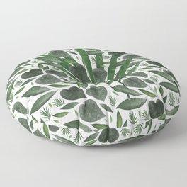 Leafy Love Surprise Floor Pillow