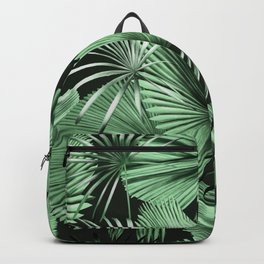Palm Springs (Noir) Backpack
