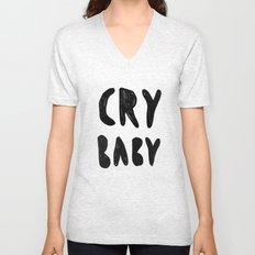baby Unisex V-Neck