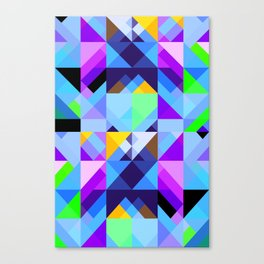 Geometric XVIII Canvas Print