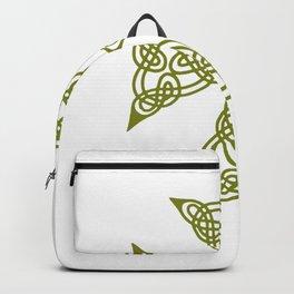 Lindisfarne St Johns Knot Grunge Backpack