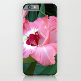 End Of September Beauty iPhone Case