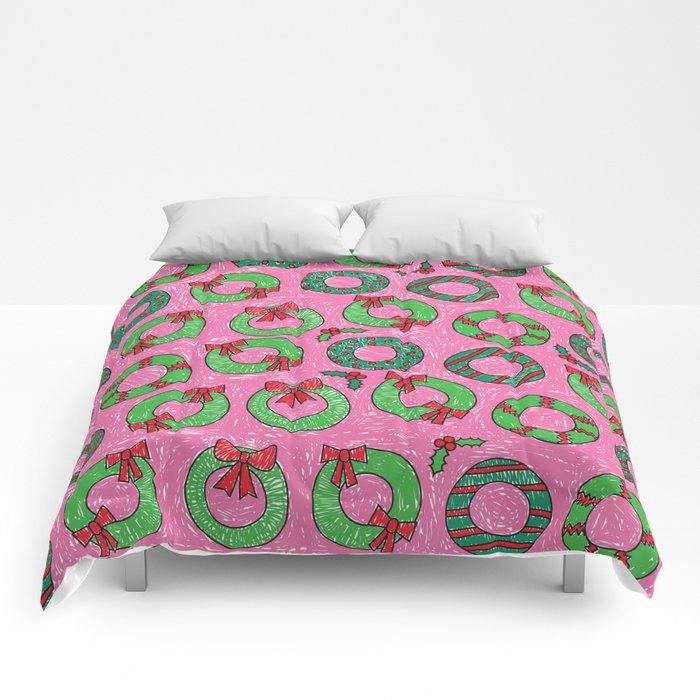 Christmas 07 Comforters