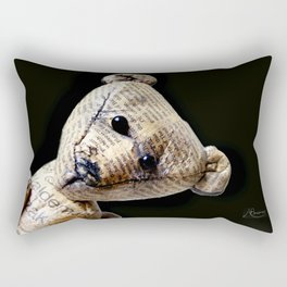 Arty Rectangular Pillow