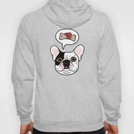Time to treat the cute Frenchie Hoody