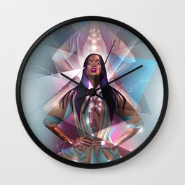 The Light of Truth Wall Clock