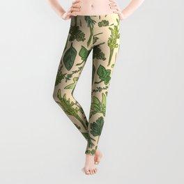 Herbs Leggings