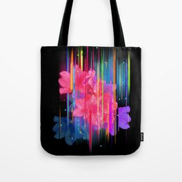 Night Blooming Bouquet Tote Bag