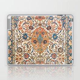 Isfahan Antique Central Persian Carpet Print Laptop & iPad Skin