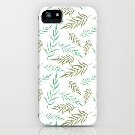 Young Vibes iPhone Case