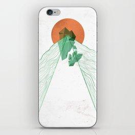 3Lives - Stone iPhone Skin