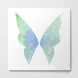 Healing Fairy Metal Print