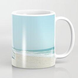 Hermosa Beach Lifeguard Tower 19 Coffee Mug
