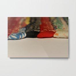 Dariusz Stolarzyn, How is Life, Digital Black Red and White Metal Print