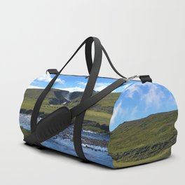 Icelandic waters Duffle Bag