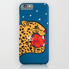 Night Prey Art Print iPhone Case