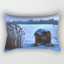 Winter Art Rectangular Pillow