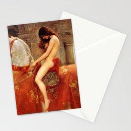 Lady Godiva By John Collier Stationery Cards