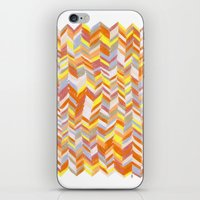 blanket iPhone & iPod Skins featuring Blanket by Tonya Doughty