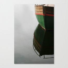 Spiegelung Canvas Print