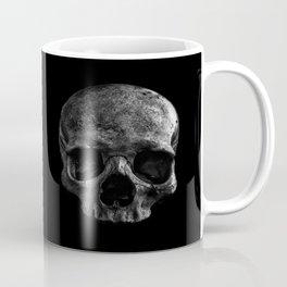 Skulls quartet BW Coffee Mug