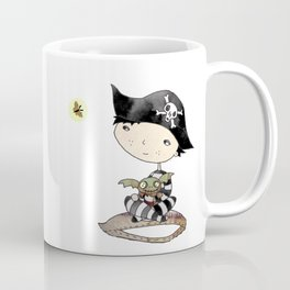 the little swashbuckler Coffee Mug