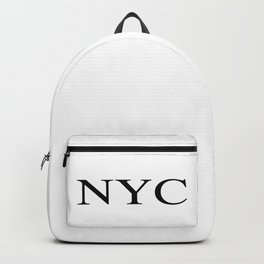NYC - New York City Backpack